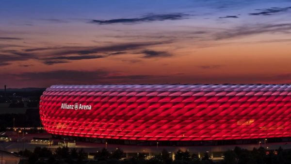 Allianz Arena Philips Imagefilm